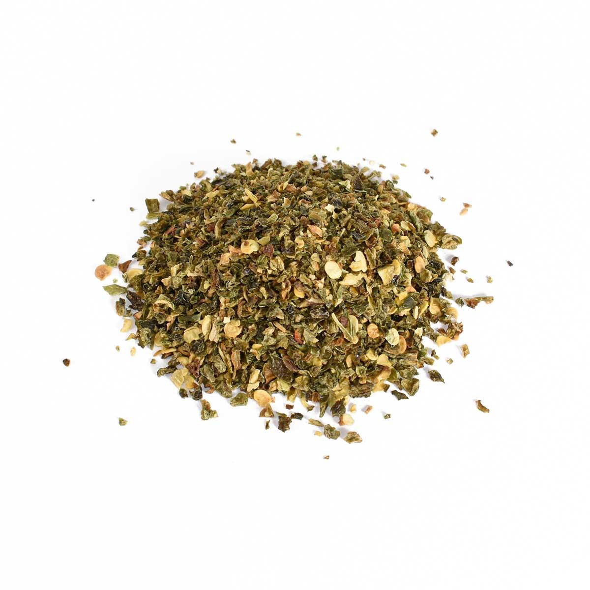 Chiliflak grønn jalapeno